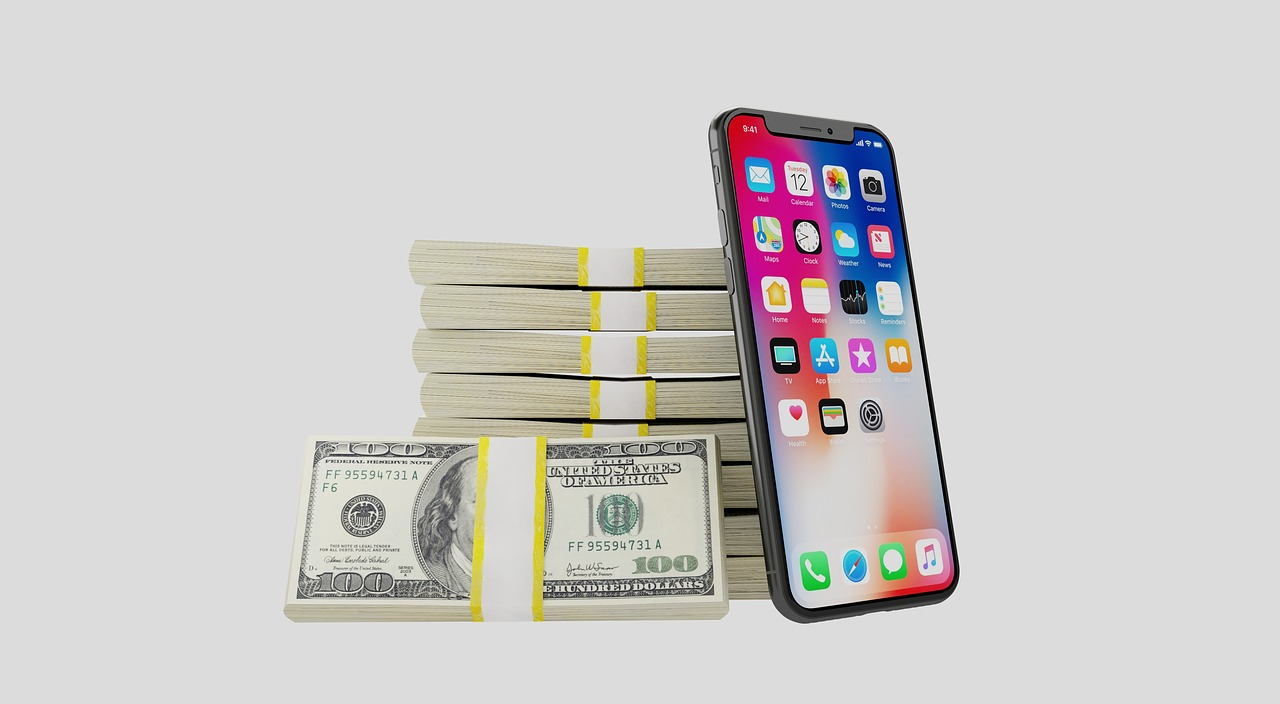 Selling iPhones for Profit