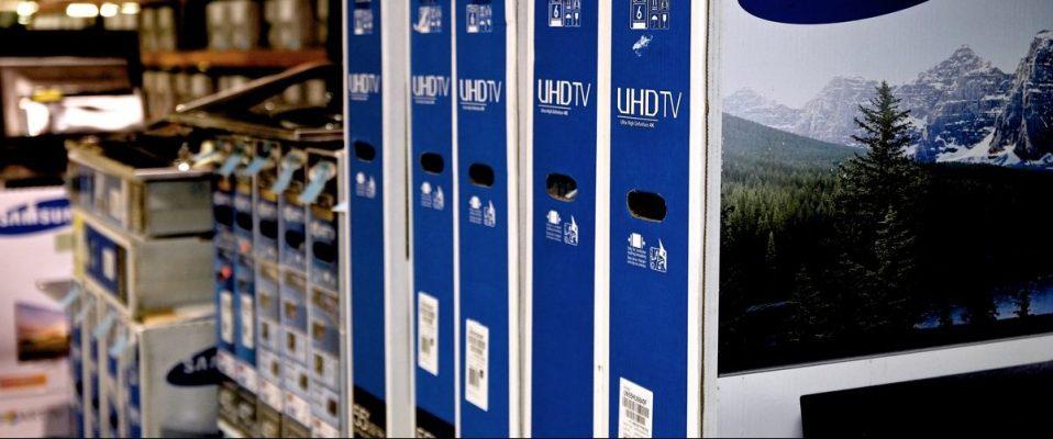 Wholesale Refurbished Televisions